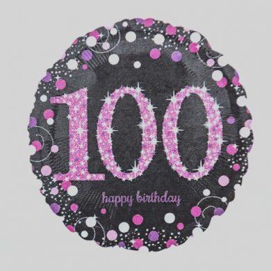 Holographic Sparkling Pink - Purple 100