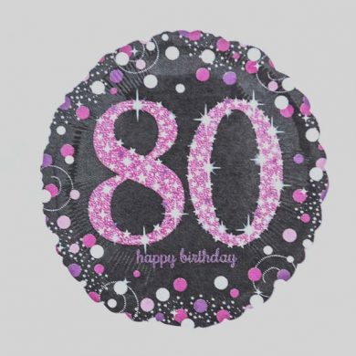Holographic Sparkling Pink - Purple 80
