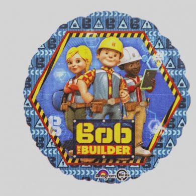 Bob the Builder Helium Balloon