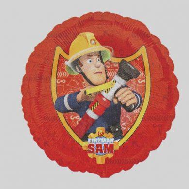 Fireman Sam Helium Balloon