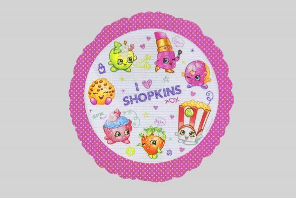 I love Shopkins Helium Balloon