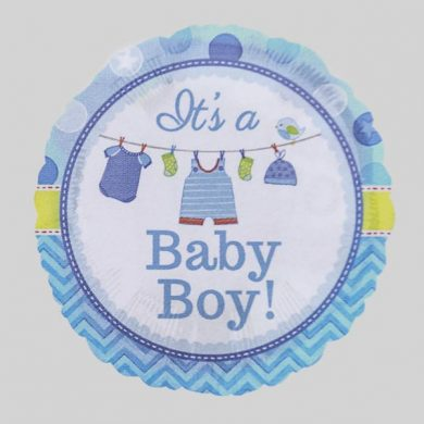 Its a Baby Boy Helium Balloons