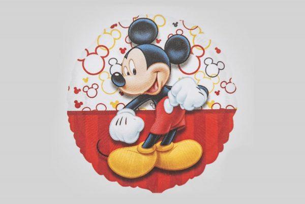 Mickey Mouse Helium Balloon