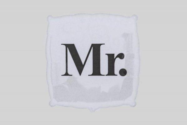 Mr - Wedding Mr and Mrs Helium Balloon