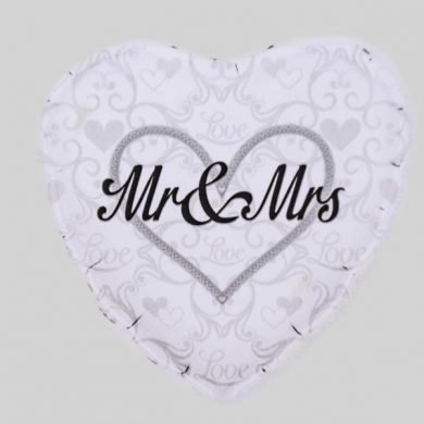 Mr and Mrs Helium Balloon