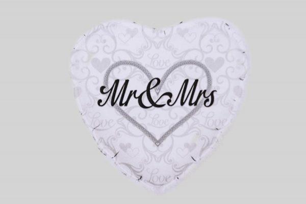 Mr and Mrs Helium Balloon
