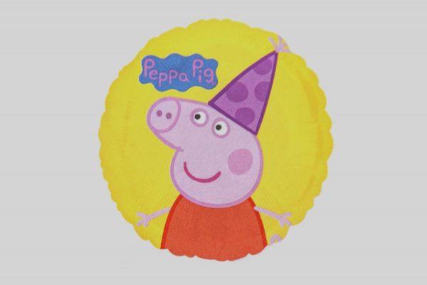 Peppa Pig Helium Balloon