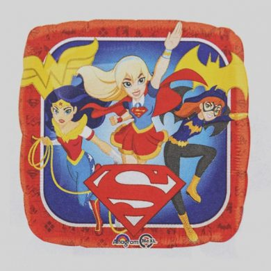 Super Hero Girls Group Balloon