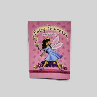 Fairy Princess Activity Book