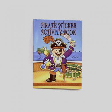 Pirate Activity Book