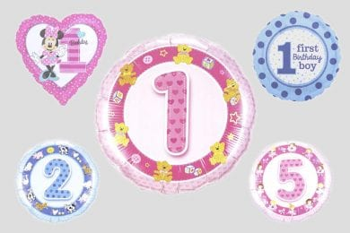 Baby Birthday Balloon Header2