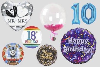 Online Balloon Shop Button